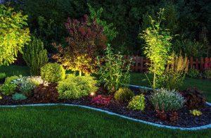 Sfreeverlichting tuin