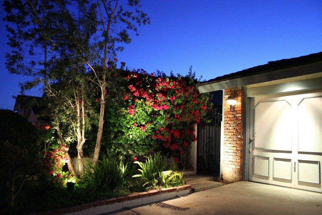 Tuinverlichting voorbeeld